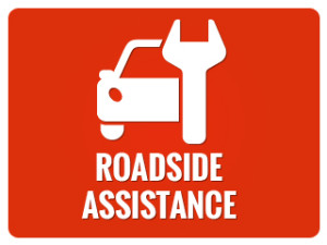 24 hours roadside assistance